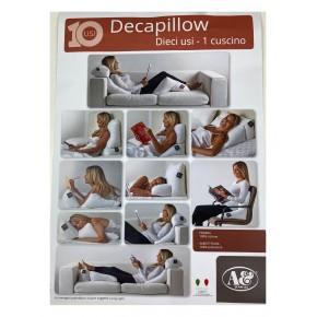 Decapillow il Cuscino per 10 usi by Demaflex