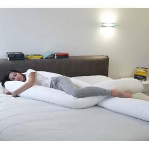 Il cuscino da abbracciare, da coccolare, da utilizzare in mille modi: Infinity
